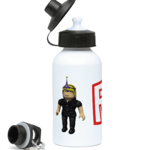 lilly-s Character from Roblox 400ml Water Bottle