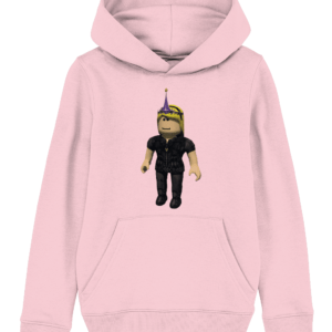 lilly-s Character from Roblox child's hoodie