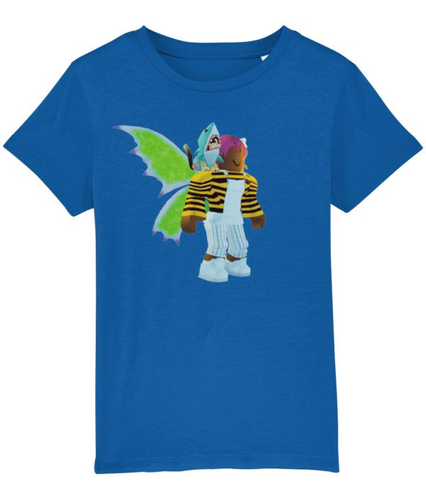pet simulator 2 Character from Roblox child's t-shirt pet simulator 2