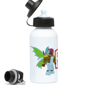 pet simulator 2 Character from Roblox 400ml Water Bottle