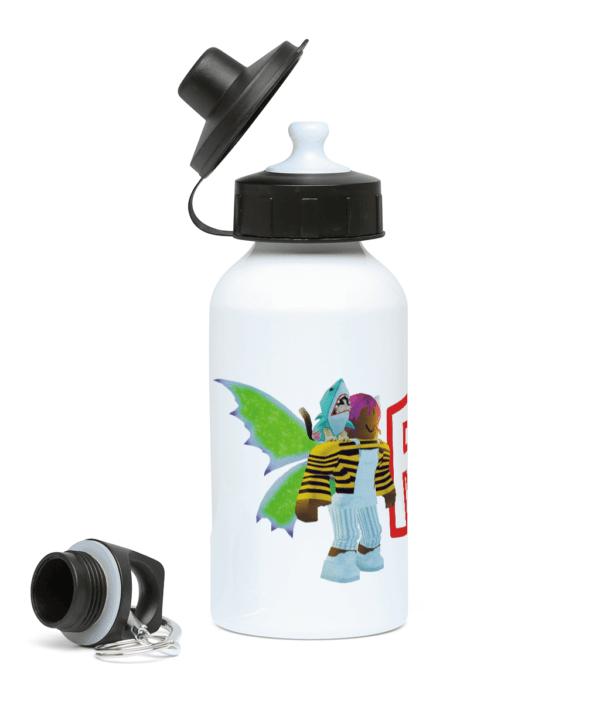 pet simulator 2 Character from Roblox 400ml Water Bottle pet simulator 2