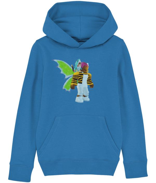 pet simulator 2 Character from Roblox child's hoodie pet simulator 2