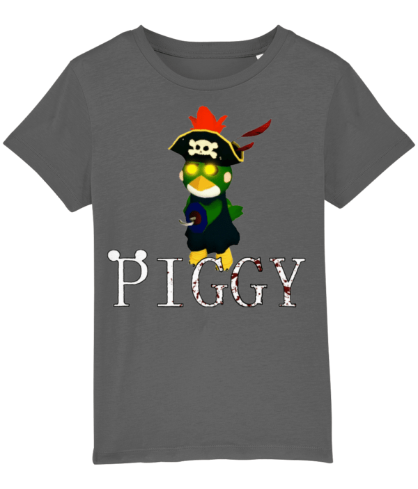 budgey infected from piggy game child's t-shirt infected budgey