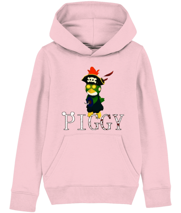 budgey infected from piggy game child's hoodie budgey infected