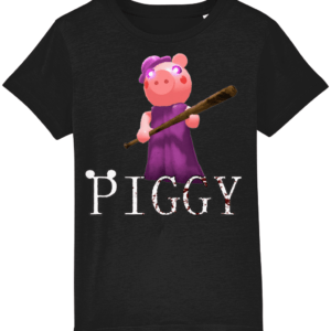 grandmother from piggy game child's t-shirt