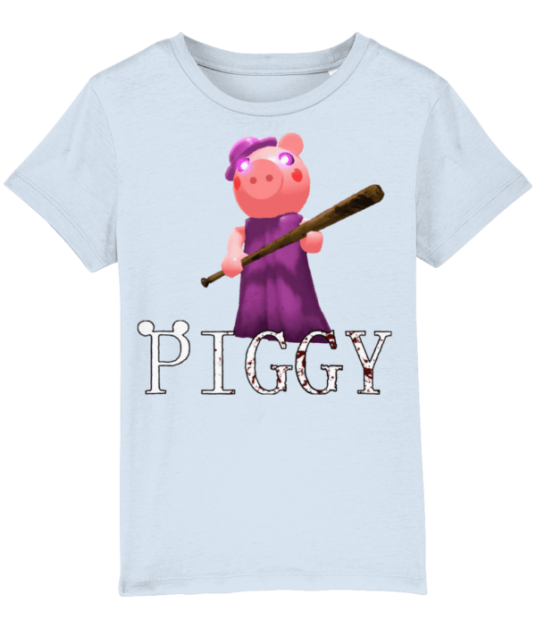 grandmother from piggy game child's t-shirt grandmother