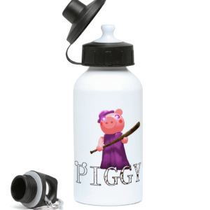grandmother from piggy game 400ml Water Bottle