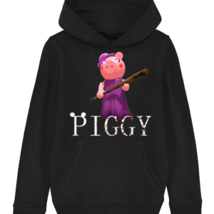 grandmother from piggy game child's hoodie