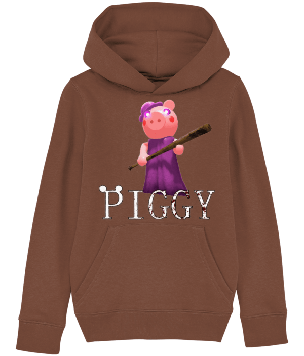 grandmother from piggy game child's hoodie grandmother