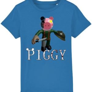 Soldier from piggy game child's t-shirt