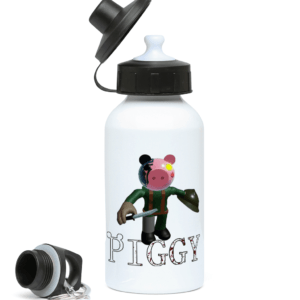 Soldier from piggy game 400ml Water Bottle