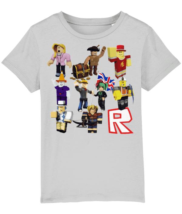 Roblox characters child-s tshirt