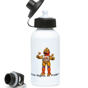 Rockstar chica 400ml Water Bottle