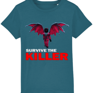 survive-the-killer corrupted cupid child's t-shirt corrupted cupid