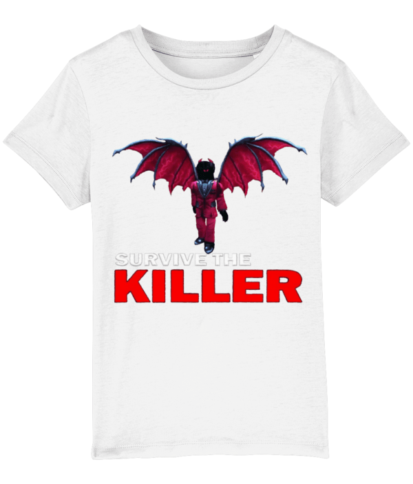 survive-the-killer corrupted cupid child's t-shirt