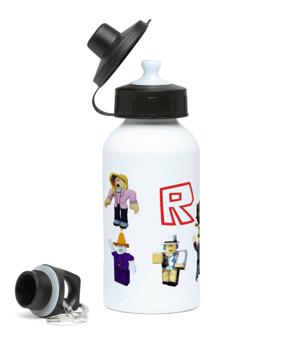 Roblox characters 400ml Water Bottle aesthetcal