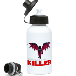 survive-the-killer corrupted cupid 400ml Water Bottle