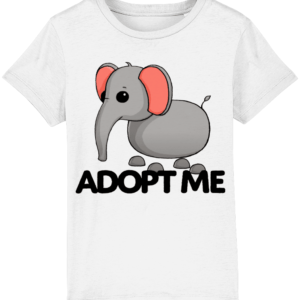 Adopt me Elephant child's t-shirt
