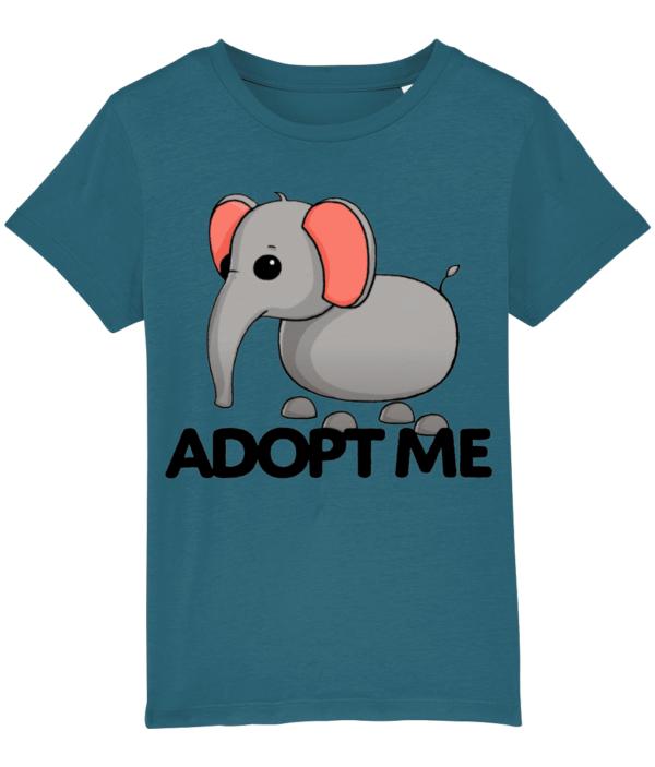 Adopt me Elephant child's t-shirt