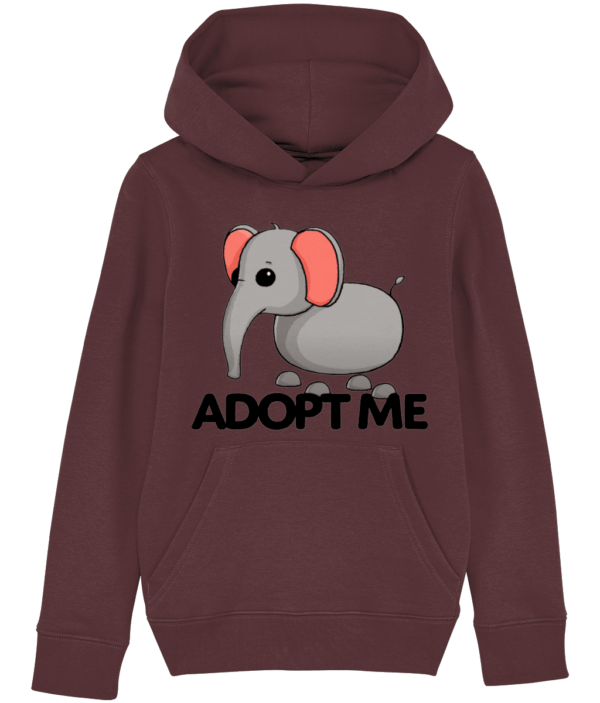 Adopt me Elephant child's hoodie