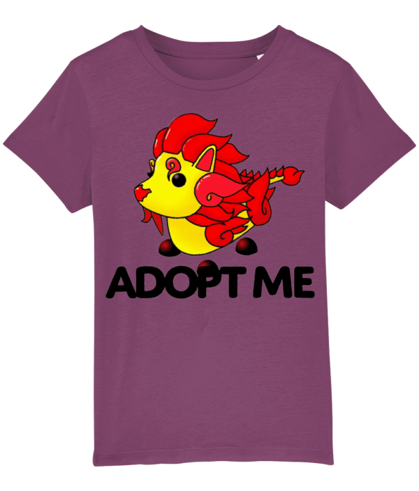 Guardian lion from Adopt me, child's t-shirt