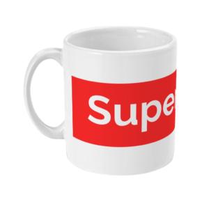 supercool 11oz Mug supercool 11oz Mug