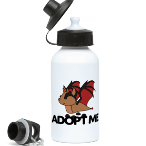 adopt me bat dragon 400ml Water Bottle
