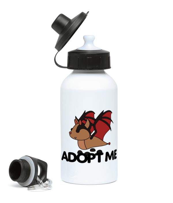 adopt me bat dragon 400ml Water Bottle adopt me bat dragon 400ml Water Bottle
