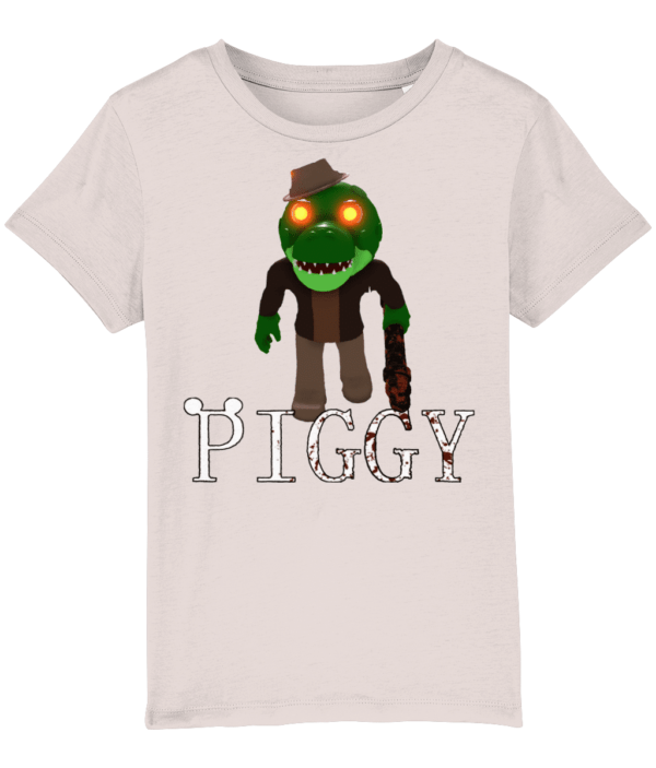 Alfred alligator from Piggy, child's t-shirt