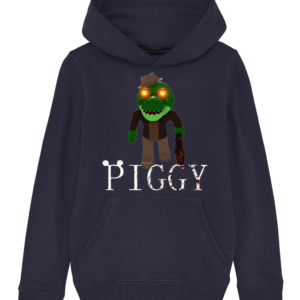 Alfred alligator from Piggy, child's hoodie