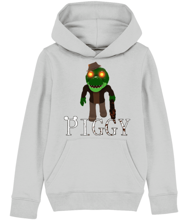 Alfred alligator from Piggy, child's hoodie Alfred alligator