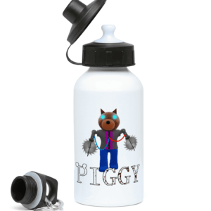 doggy returns from Piggy  400ml Water Bottle