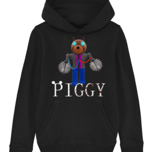 doggy returns from Piggy child's hoodie