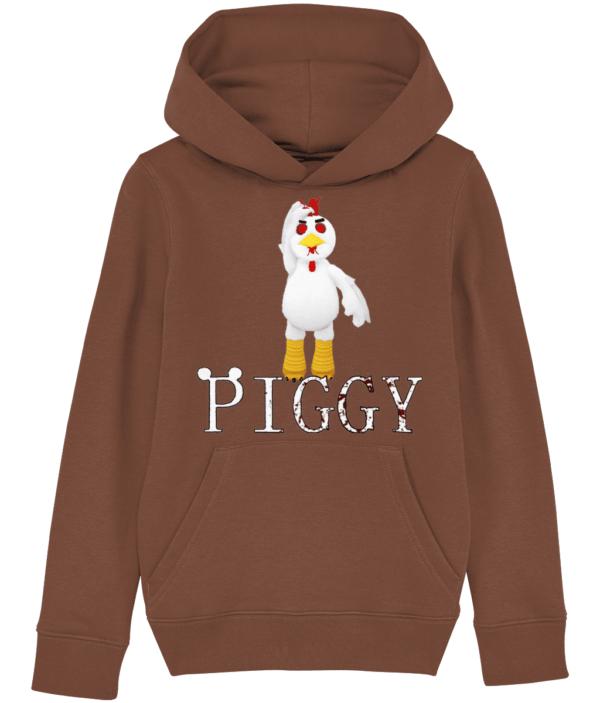 Charlie the chicken skin from Piggy child's hoodie Charlie the chicken