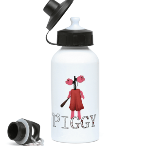 Siren Head Piggy style skin from Piggy 400ml Water Bottle