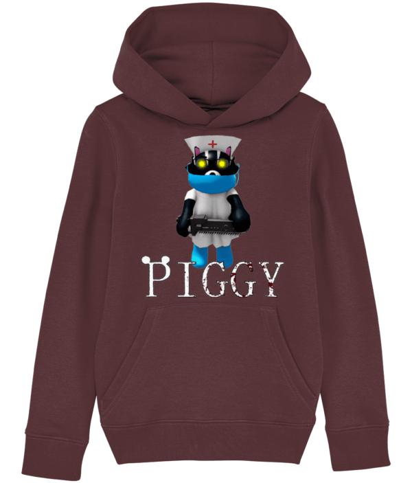 Katie skin from Piggy child's hoodie Katie skin
