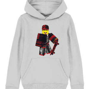 Skaterboi from Roblox child's hoodie