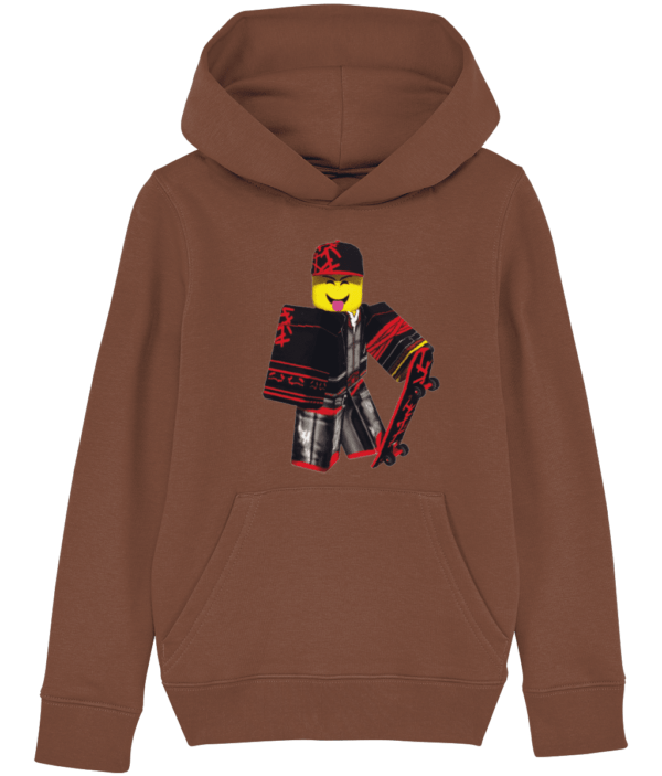 Skaterboi from Roblox child's hoodie Skaterboi from Roblox child's hoodie
