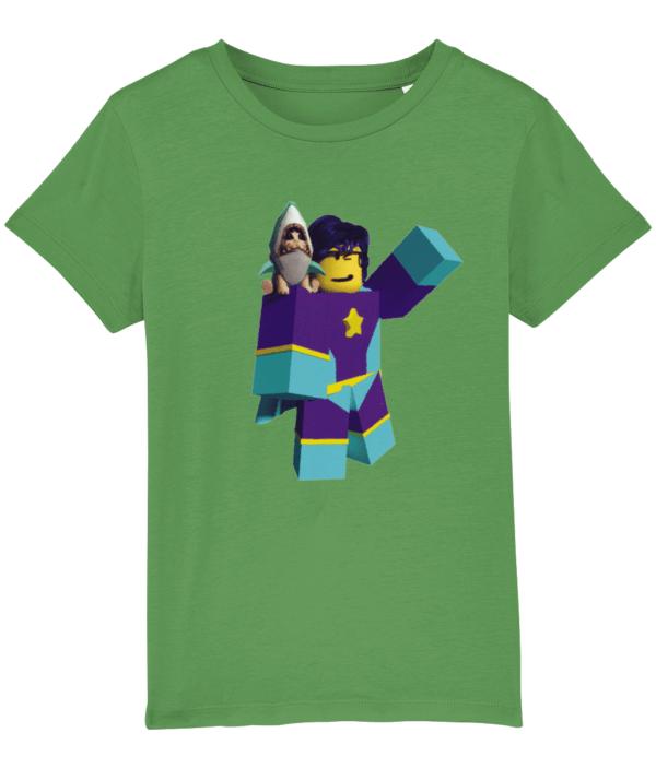 starlass from super hero life child's t-shirt starlass from super hero life