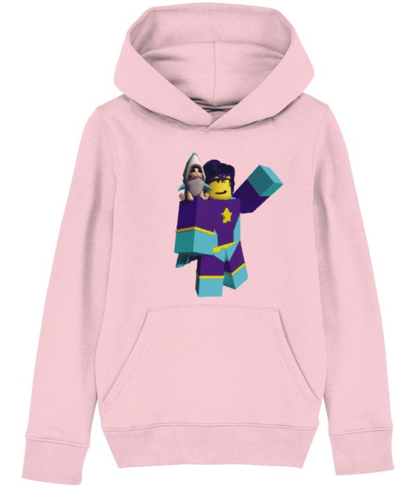 starlass from super hero life roblox child's hoodie Starlass