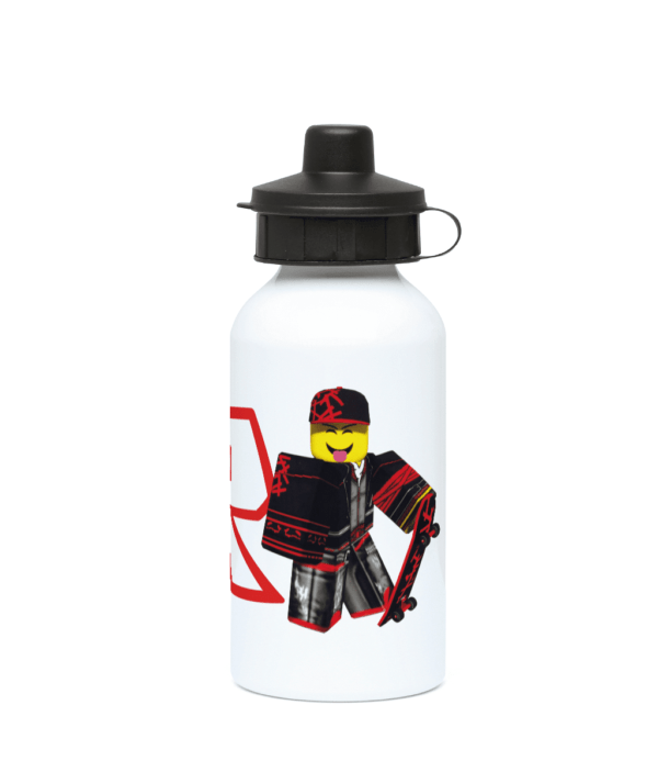 skaterboi from Roblox 400ml Water Bottle skaterboi from Roblox