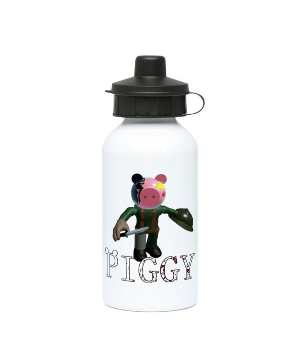 Soldier from piggy game 400ml Water Bottle 400ml Water Bottle