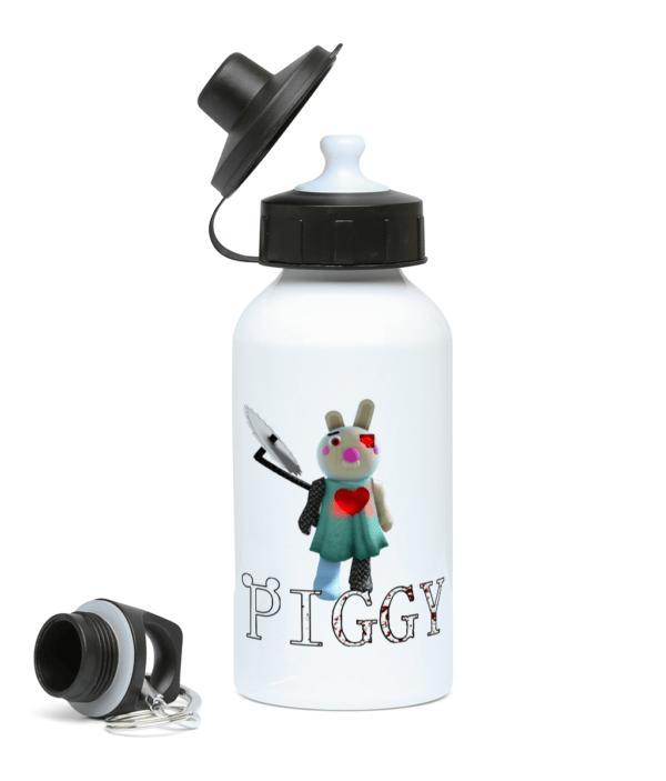 Cyborg bunny skin from Piggy 400ml Water Bottle bunny skin