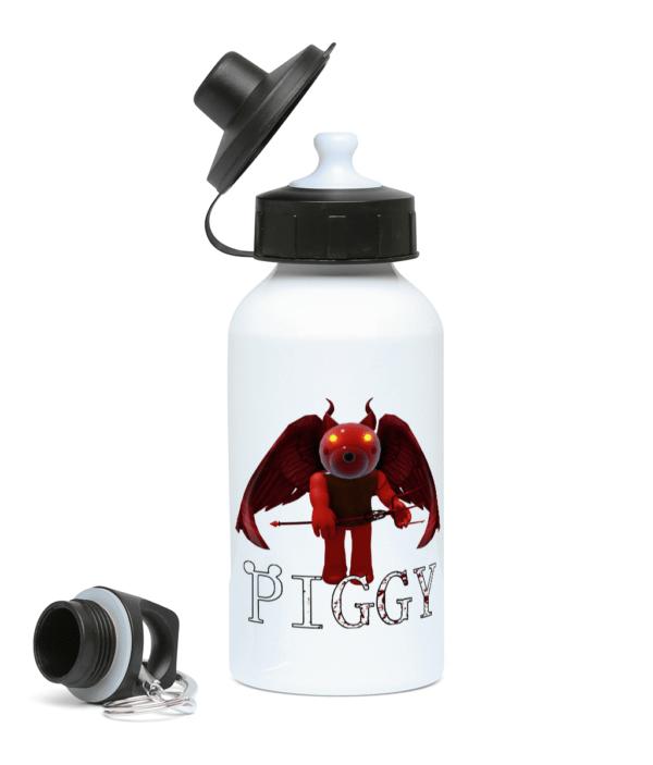 Devil Doggy skin from piggy game 400ml Water Bottle Devil Doggy skin