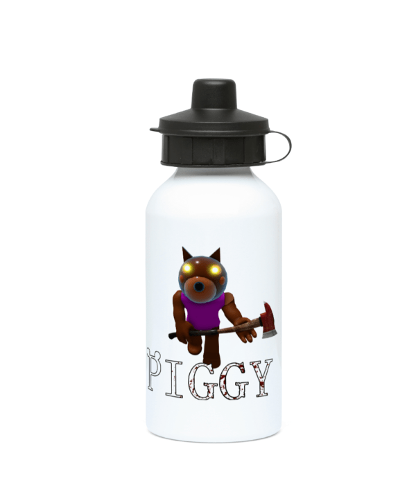 Doggy skin from piggy game 400ml Water Bottle doggy skin