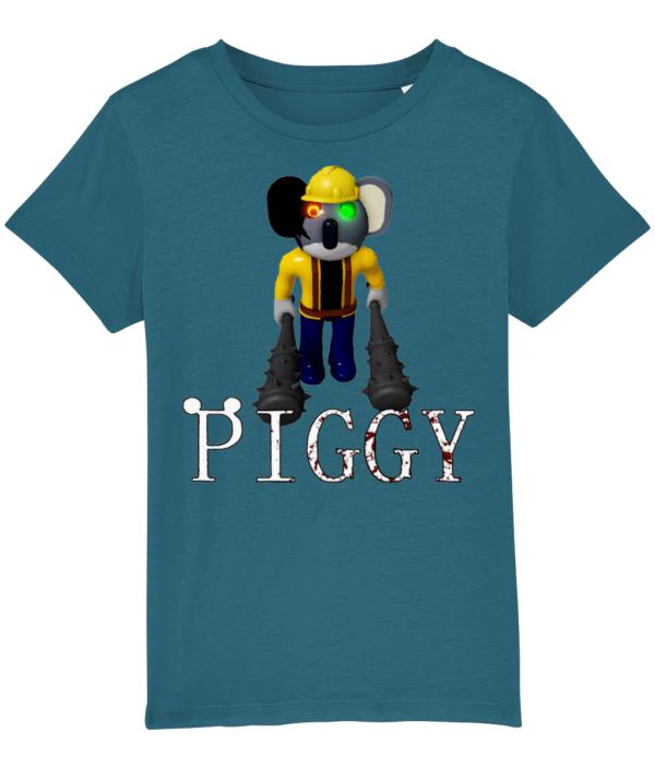 Kolie skin from Piggy game child's t-shirt Kolie skin