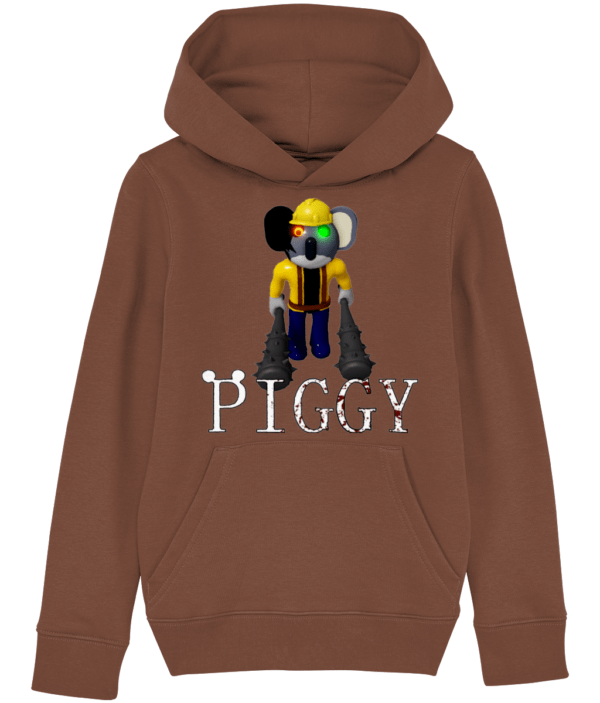 Kolie skin from Piggy game child's hoodie Kolie skin