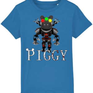 Monster skin from piggy game child's t-shirt