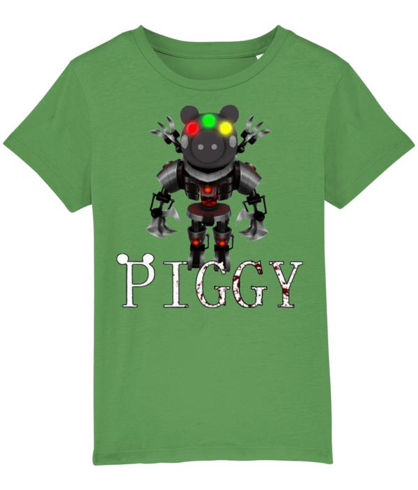 Monster skin from piggy game child's t-shirt monster piggy