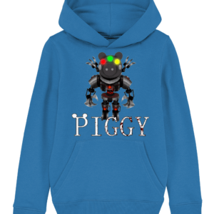 Monster skin from piggy game child's hoodie